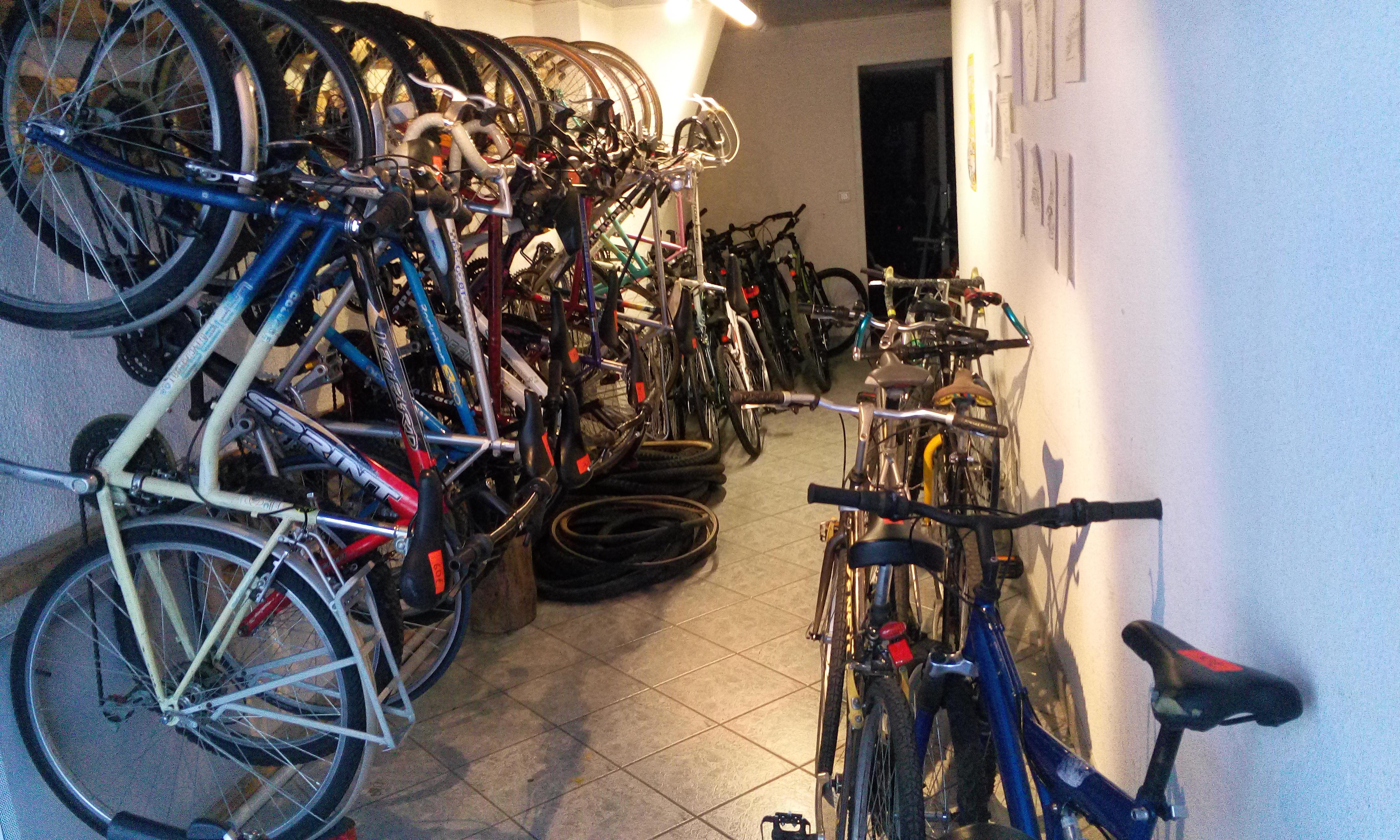 espace bourse aux vélos