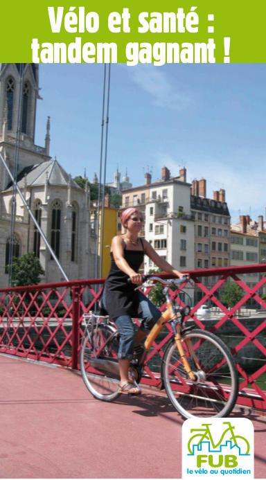 Dépliant Vélo & Santé
