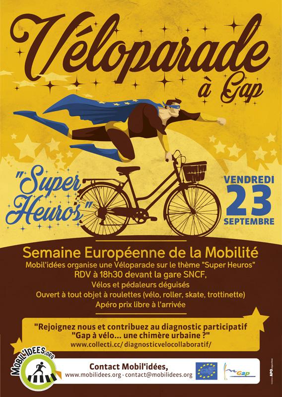 VéloParade - sept. 2016
