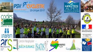 Psycyclette arrive à Gap samedi 24 juin : faites partie du comité d'accueil MOBIL'IDEES !