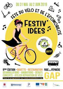 Par ici le programme du Festiv'idées 2019