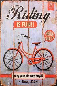 //ZOOM SUR// La balade vélo vintage du dimanche matin