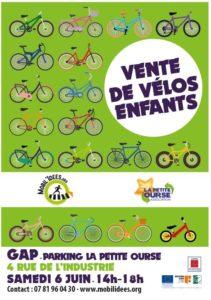 Vous recherchez un vélo enfant ?