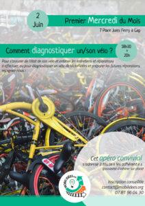 Mais, Comment diagnostiquer son/un vélo ?!