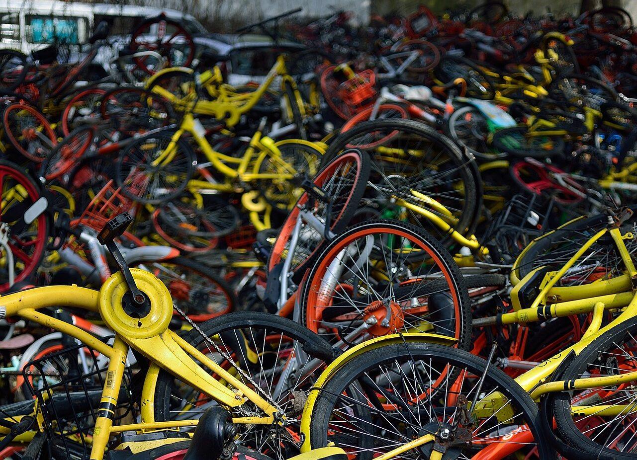 Jeudi, J'ai dit Retape ! Venez réparer les vélos de Mobil'idées !